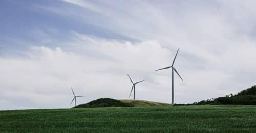 SHV Energy wind turbines