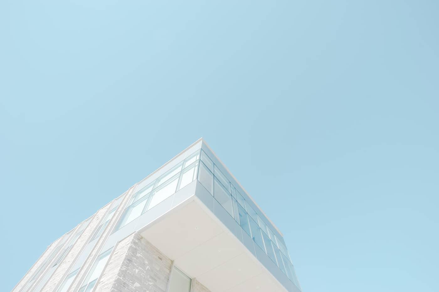 Architectenfoto gebouw