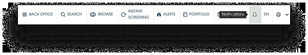 Powerful portfolio monitoring
