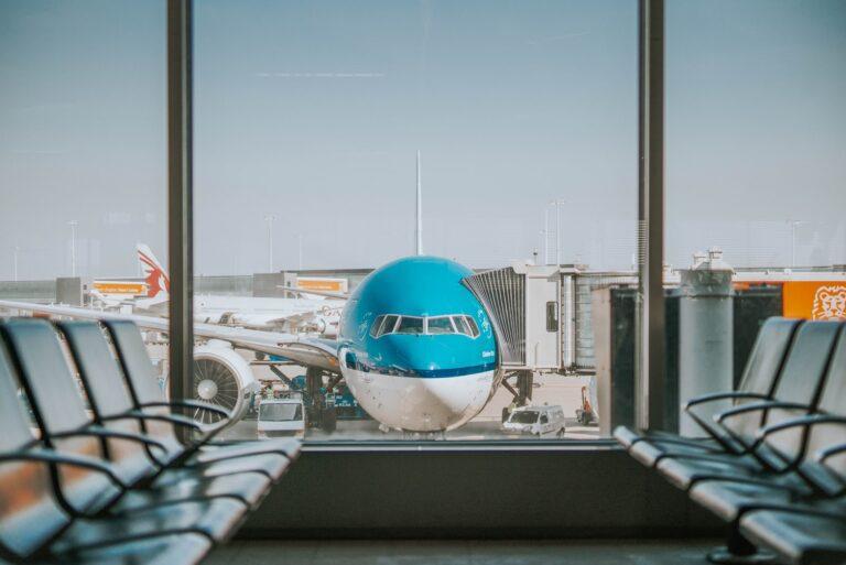 Vliegtuig - Barometer faillisementen juni 2021